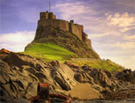 Northumberland Coast and Alnwick Castle Tour from Edinburgh (Duration: 1 Day - 9 hours 30min approx.)