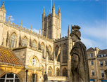 Bath, Avebury and Lacock Village Tour from London