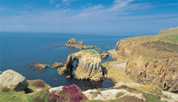 Devon and Cornwall Legends 5 Day Tour from London