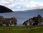 On the shores of Loch Ness and Highlands Experience Tour from Edinburgh (Duration: 2 Days / 1 Night)