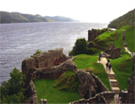 On the shores of Loch Ness and Highlands Experience Tour from Glasgow (Duration: 2 Days / 1 Night)