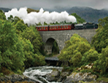 West Highlands and Jacobite Experience Tour (Duration: 2 Days / 1 Night)