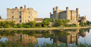 Kent Castles, Gardens and Coastline 3 Day Tour from London
