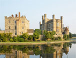 Kent Castles, Gardens and Coastline Tour from London