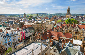 Oxford and Traditional Cotswold Villages Tour from London
